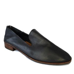 Lucky Brand Cahill Soft Leather Loafers Flats